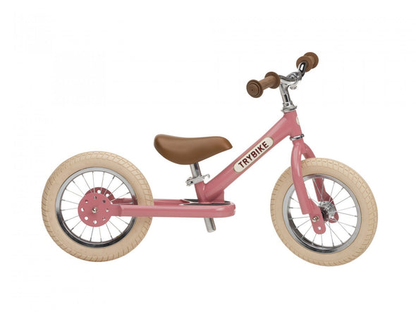 Trybike Trybike Steel ~ Vintage Pink -Just too Sweet - Babies and Kids Concept Store