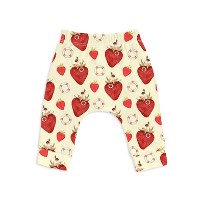 Sleep no more WE'RE ALL MADE HERE organic baby leggings -Just too Sweet - Babies and Kids Concept Store