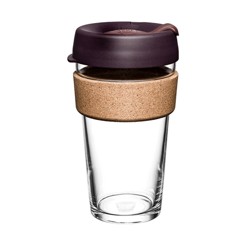 KeepCup Brew Alder Brown