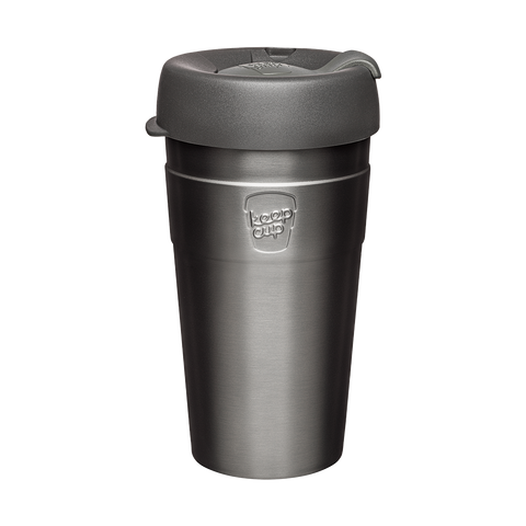 KeepCup Thermal Nitro Silver