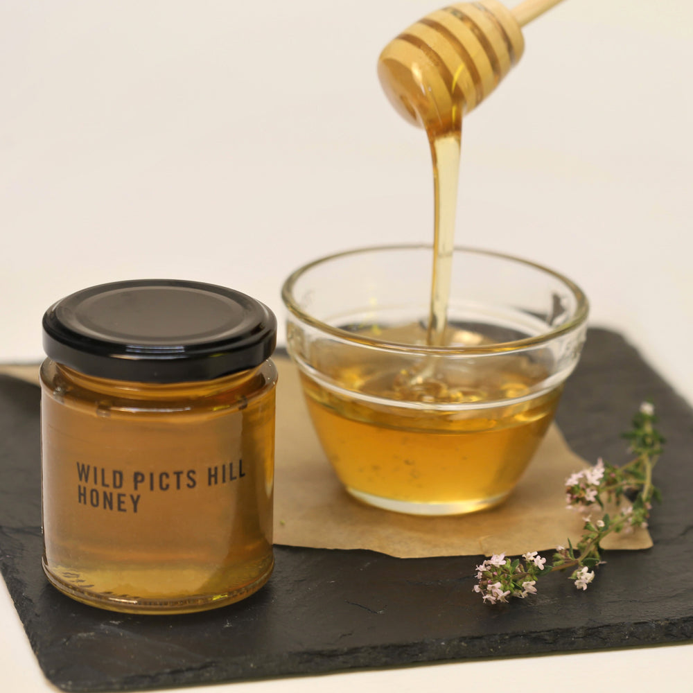 Wild Picts Hill Honey