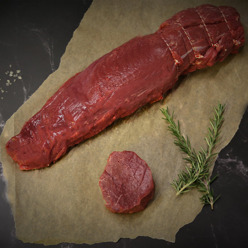 Grass Fed British Beef Fillet (Min 2.2kg)