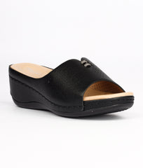 Women Black Urban Slip on
