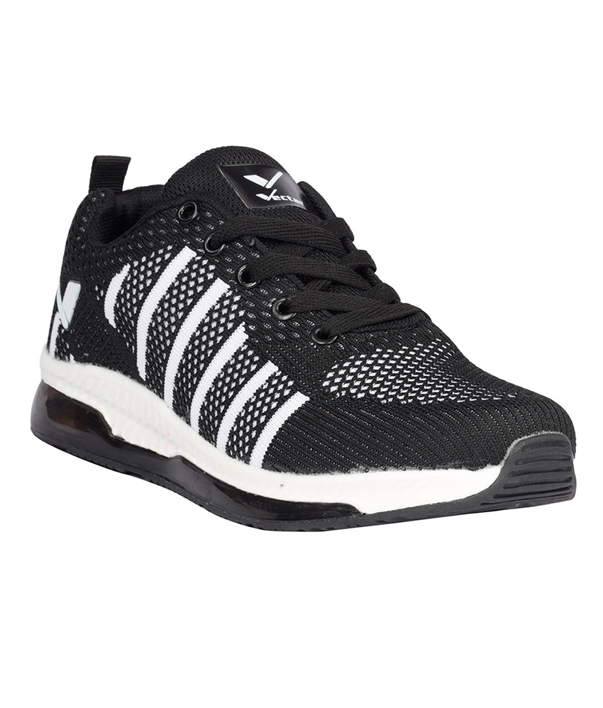 Women Black Fitness Sneakers