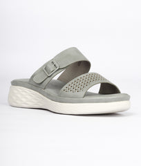 Women Grey Urban Slip on