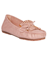 Women Pink Casual Loafers