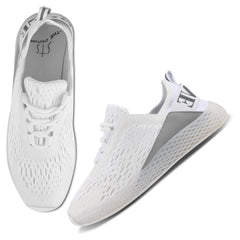 Women White Urban Sneakers