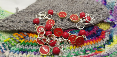 COUNT IT OUT | Casting on Stitch marker set