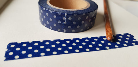 CLEAR DOTS | Washi tape
