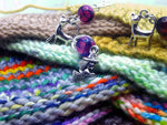 CRAFTER'S FAMILIAR | Magical stitch marker set