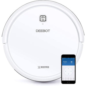 ECOVACS DEEBOT N79W+ Robotic Vacuum Cleaner with Max Power Suction