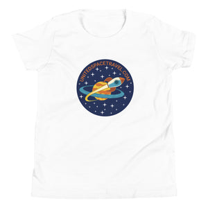 United Space Travel Youth Short Sleeve T-Shirt