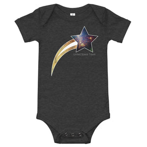 United Space Travel Galaxy Shooting Star T-Shirt