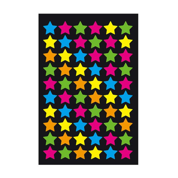 20 Pcs/lot Five-pointed Star Stickers Crafts Card Scrapbooking Paper Self Decor Stationery
