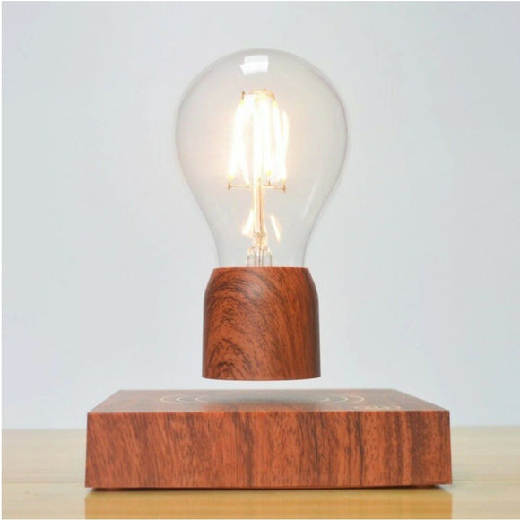 Magnetic Levitation Lamp Creativity Floating Bulb Decoration