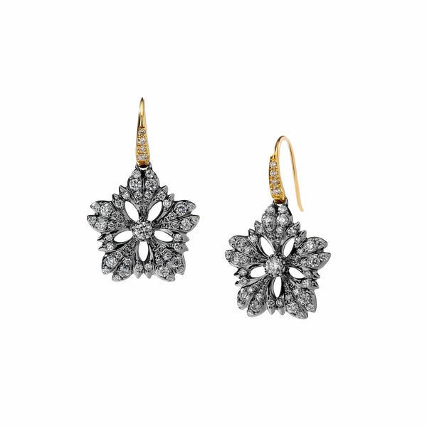 Jardin Flower Earrings