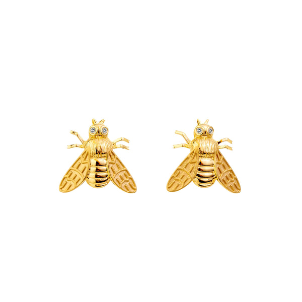 Jardin Queen Bee Studs