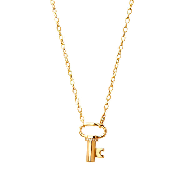 Mogul Small Key Pendant