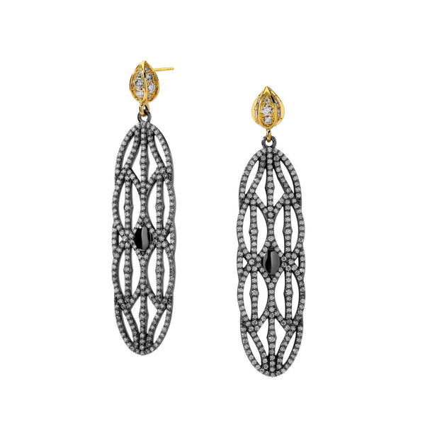 Mogul Jharokha Earrings