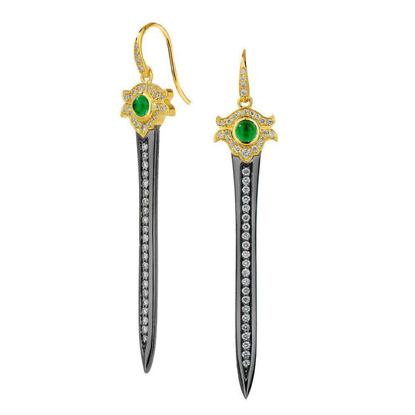 Mogul Sword Earrings
