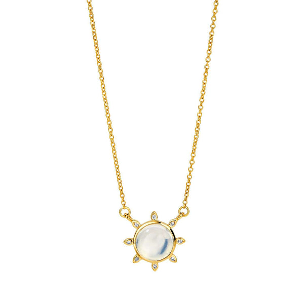 Cosmic Sun Necklaces
