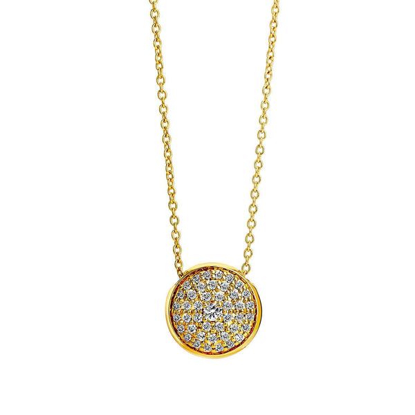 Cosmic Reversible Diamond Necklace