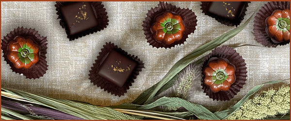 Fall Chocolate Collection | raggedcoastchocolates