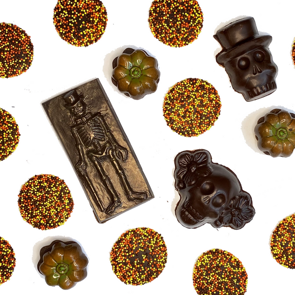 Halloween Chocolate Party Bundle
