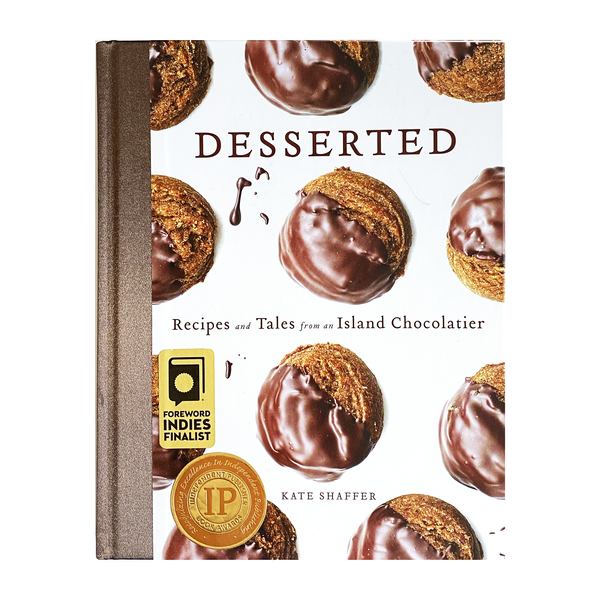 Kate Shaffer Desserted Chocolate Cook Book