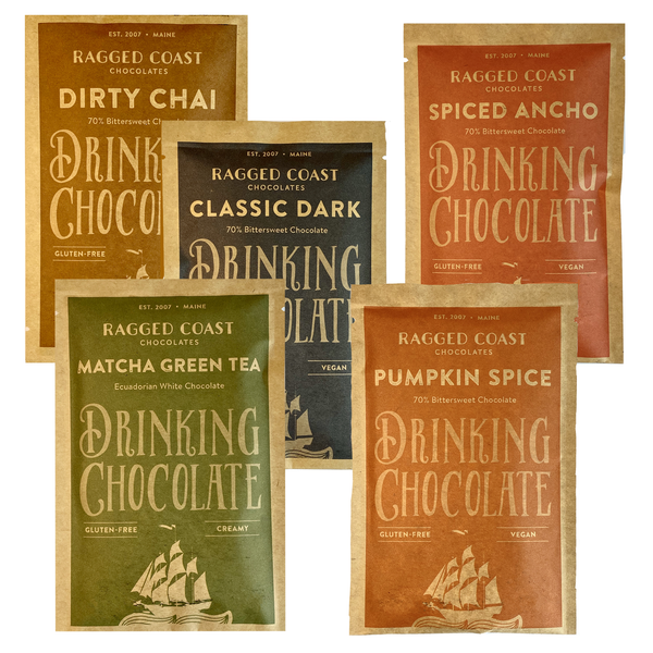 2oz. Single Serve Drinking Chocolates