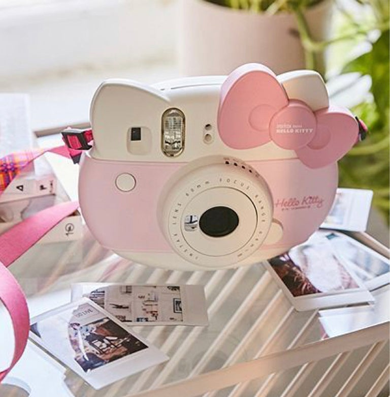 Hello Kitty Polaroid Cam
