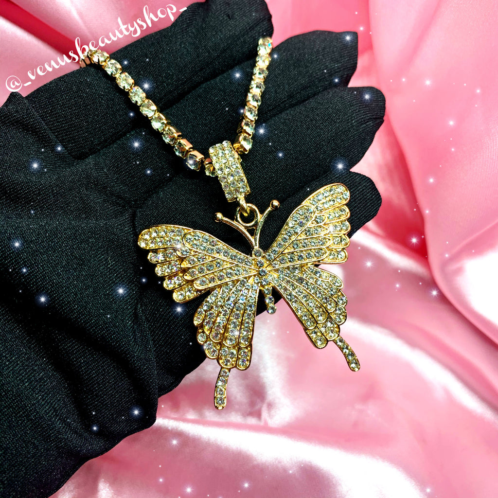 Big Butterfly Pendents