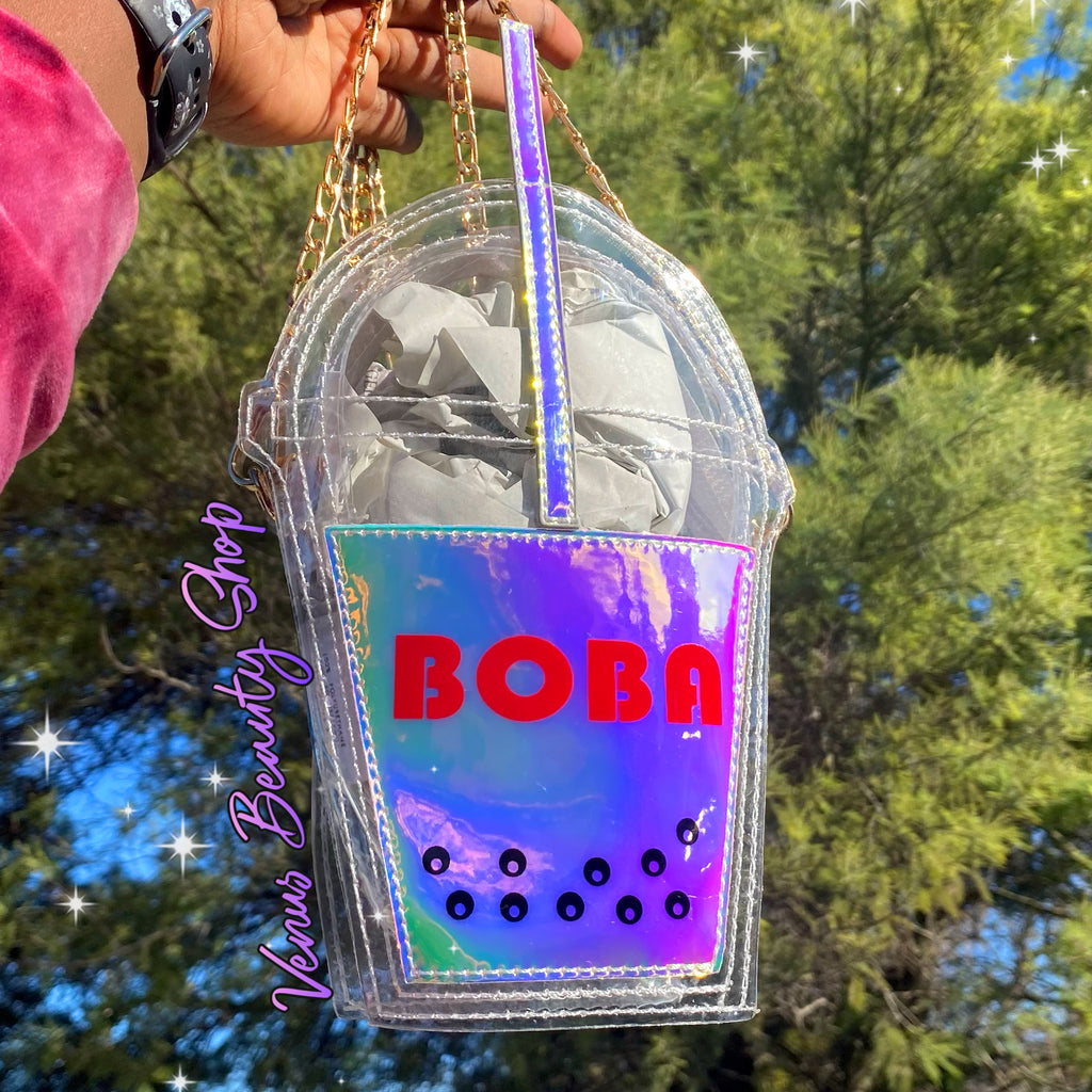 Boba Clear Purse