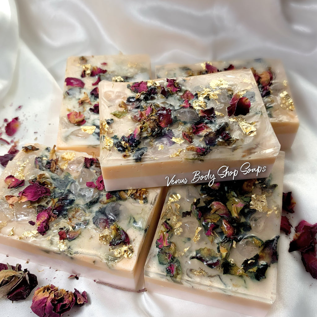 """Adoration"" self love Shea Soap"