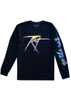 RATSHIRTS – LONG SLEEVE LOGO TEE