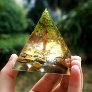 Tiger Eye 3 Pyramid Bundle