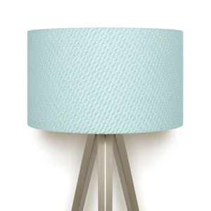Bluefaced Leicester Wool Hovingham Mint Lampshade