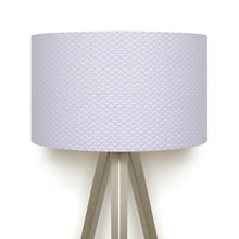 Load image into Gallery viewer, Bluefaced Leicester Wool Ryedale Lavender Lampshade