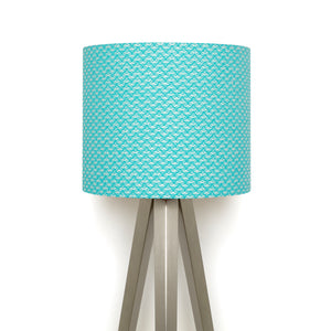 Bluefaced Leicester Wool Ryedale Jade Lampshade
