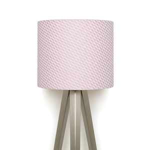 Bluefaced Leicester Wool Hovingham Rose Lampshade
