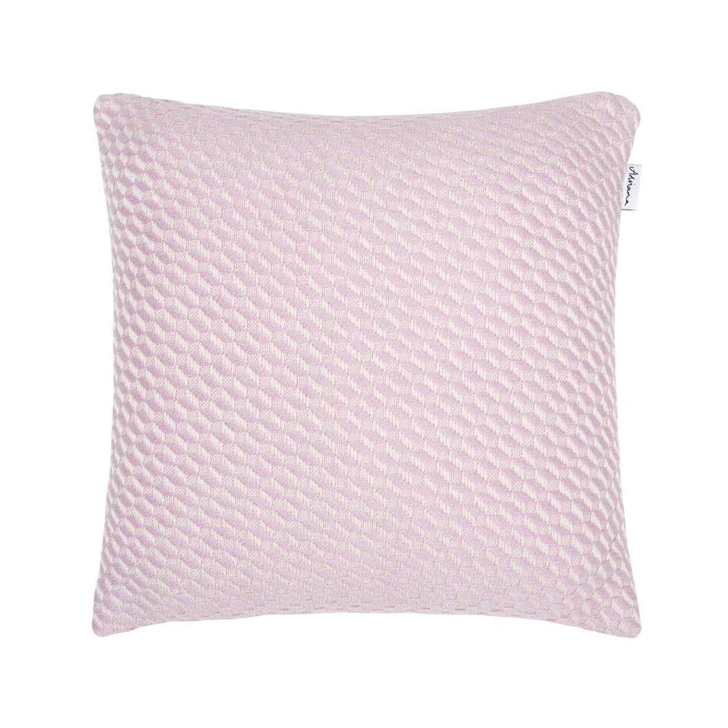 Bluefaced Leicester Wool Hovingham Rose Scatter Cushion