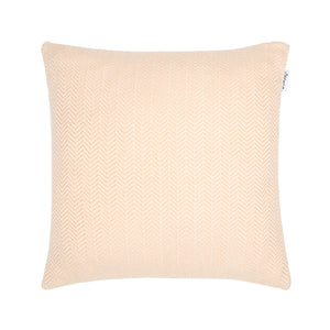 Bluefaced Leicester Wool Kirkham Peach Scatter Cushion