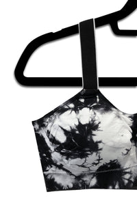 STRAP ITS - BLACK & WHITE TYE DIE