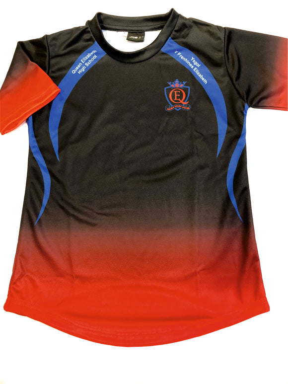 QE High Rugby Shirt