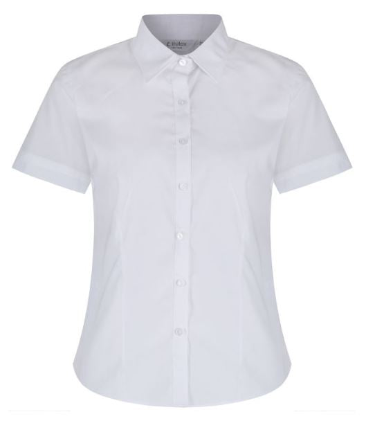 Slim Fit Short Sleeved Trutex Blouse