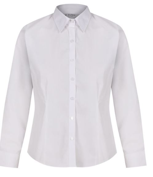 Slim Fit Long Sleeved Trutex Blouse