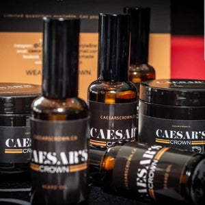 Ceasar's Crown Acai Pomade & Beard Oil