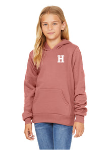 Youth Hooded sweatshirt - Bella/Canvas brand