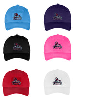 Load image into Gallery viewer, Baseball Cap -youth - embroidered logo - 6 panel twill cap