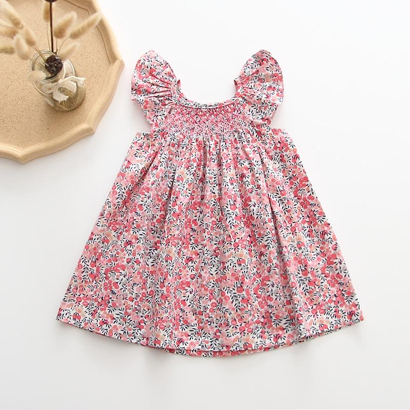 Summer Princess Dress - MyKiddee